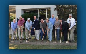 Groundbreaking Ceremony Marks Future for George Regional Hospital's Labor & Delivery Unit