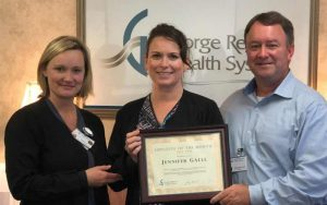 Employee of the Month: Jennifer Galle!