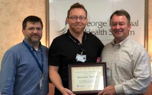 Employee of the Month: Richard Hoven!