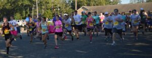 8th Annual Pink Pumpkin Patch 5K Fun Run!