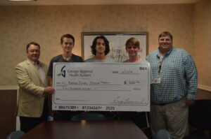 George County Students Earn Money for Participating in 5K