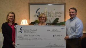 George Regional Health System Raises Almost $9,000 at 8th Annual Pink Pumpkin Patch 5K