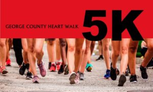 8th Annual George County Heart Walk – CANCELLED!