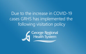 Visitation Policy Implemented Due To COVID-19