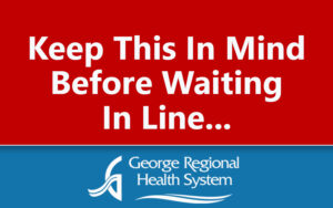 Keep This In Mind Before Waiting In Line…