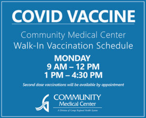 COVID-19 Vaccination Update at CMC