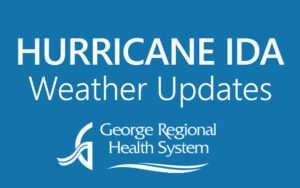 GRHS Continues To Monitor Hurricane Ida